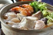 熱々海鮮鍋