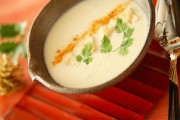 ふたりの白いスープ