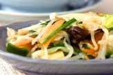 野菜のトロミ炒め