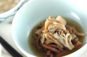 水煮ゼンマイのサッと煮