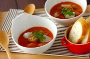 甘酒とトマトのスープ