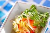 白菜のピリッと甘酢炒め