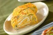 ピリ辛卵焼き