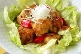 鶏ソテー・ハニーソース