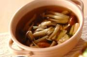 ヘルシーキノコスープ