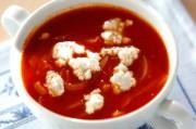 オニオントマトスープ