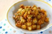 長芋のツナカレー炒め