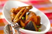 鶏肉とカボチャのカレー煮