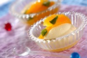 オレンジマリネアイス