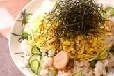 タラコ混ぜご飯