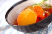 サツマイモのパイン煮