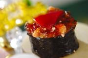 キラキラハート寿司