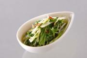 水菜の煮浸し