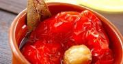 パプリカのオイル煮