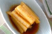 長芋の山椒和え