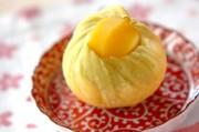 サツマイモの茶巾