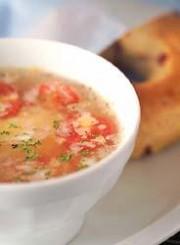 卵のスープ