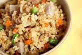 かやく玄米ご飯