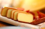 プロセスチーズの燻製