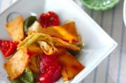 野菜のピリ辛みそ炒め