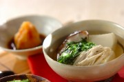 シンプル湯豆腐