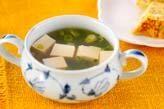 コーンのスープ