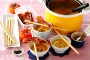 カボチャのポタージュスープ
