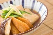 豆腐の辛みそ風味煮