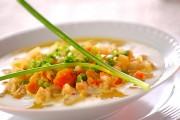 鶏肉の野菜スープ煮