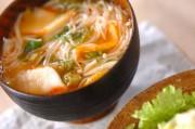 キムチ素麺汁
