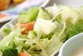 フレッシュ野菜のサラダ