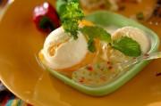 黄桃バニラ