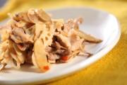レンコンと豚肉の炒め物