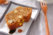 栗のパウンドケーキ