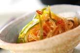 糸コンニャクの炒め煮