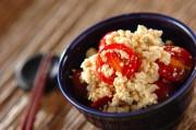 プチトマトの中華白和え