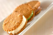 クッキーアイスサンド