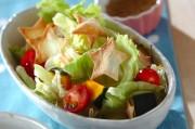 七夕の星空サラダ
