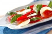 トマトとマグロのサラダ