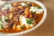 豆カレーメキシコ風