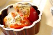 トマトのマヨチーズ焼き