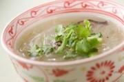 香菜・春雨スープ