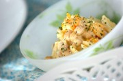 卵のサラダ
