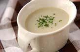 冷やしナススープ