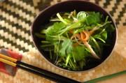 香菜入り春雨サラダ