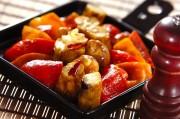 焼き野菜のガーリック風味