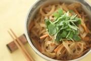 アジア風根菜丼