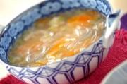 ひき肉と春雨のスープ