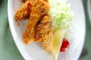 白身魚のフライ