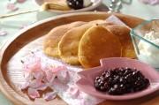 桜パンケーキ